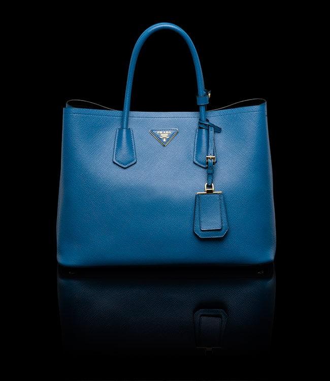 ca23e0448757 ... cheap prada cobalt blue double tote medium bag f73f0 0a05f