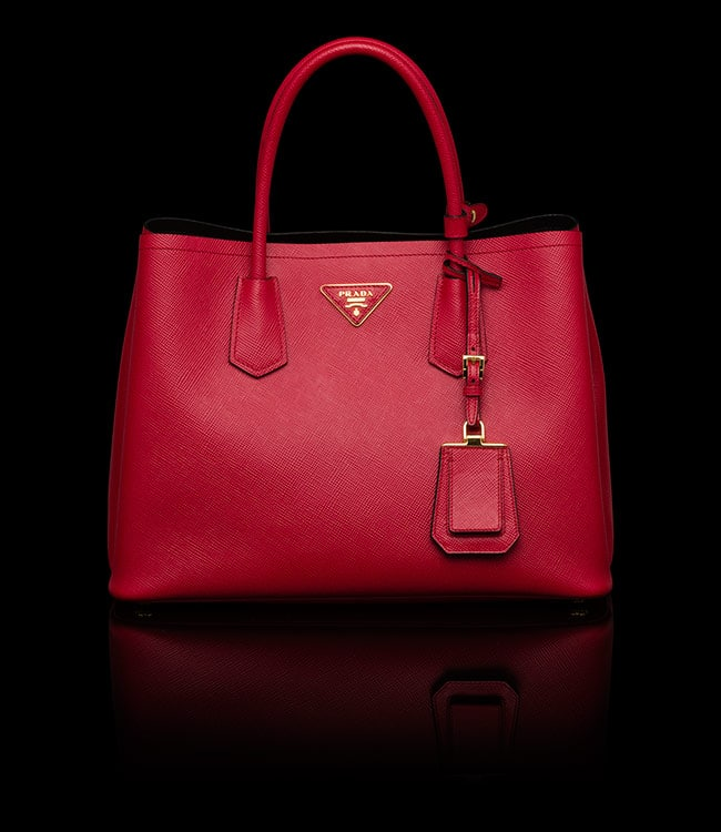 handbag prada price - Prada Double Tote Bag Reference Guide | Spotted Fashion