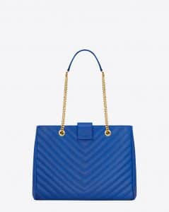 Saint Laurent Classic Monogram Shopping Bag 2