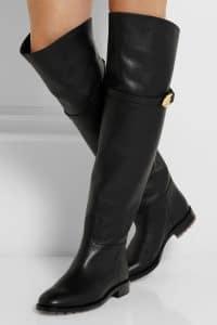 Valentino Animalia Over the Knee Boot
