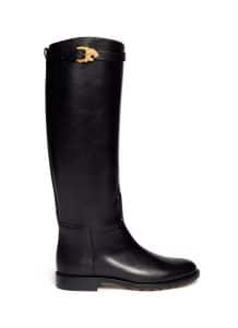 Valentino Knee High Animalia Boot