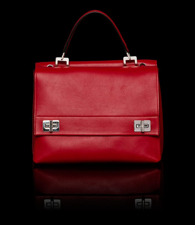 7ad5d1900f0f Prada Vitello Lux Flap and Double Flap Tote Bag Reference Guide ...