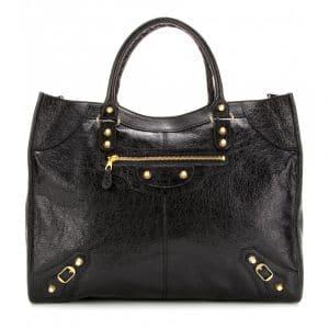 Balenciaga Black Giant Monday Bag