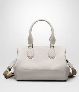 Bottega Veneta Mist New Calf Ducale Bag
