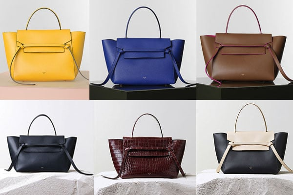 06b4a3df94bb ... celine pouch clutch price - The Best Top Handle bags from the Fall    Winter 2014 ...