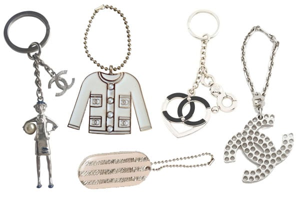 Chanel Bag Charms