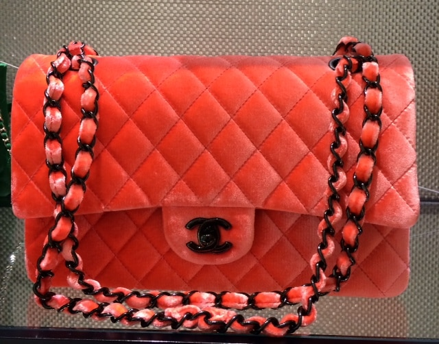 b1b27de4f35 Chanel Velvet Timeless Classic Flap Bag Guide for Fall   Winter 2014 ...
