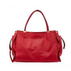 Chloe Acerola Cashmere (Red) Dree Bag