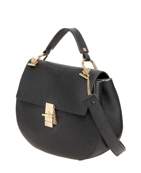 chloe bag black
