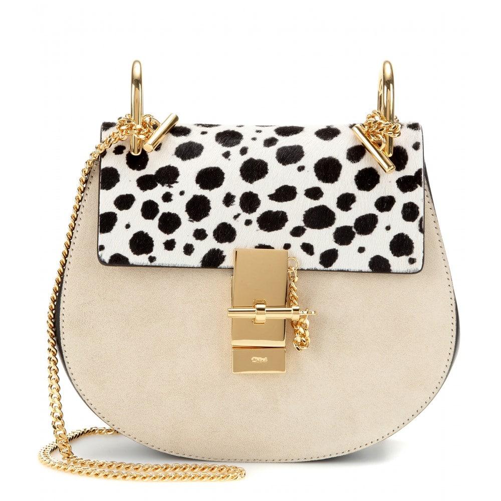 chloe pink bag - Chloe Drew Shoulder Bag Reference Guide | Spotted Fashion