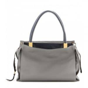 Chloe Dark Cashmere Grey Dree Bag