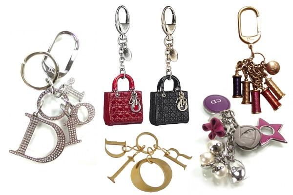 Dior Bag Charms
