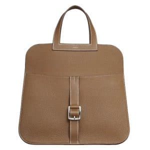 Hermes Gold Halzan Bag (Tote)