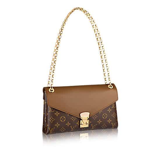 Louis Vuitton Pallas Chain Flap Bag Reference Guide