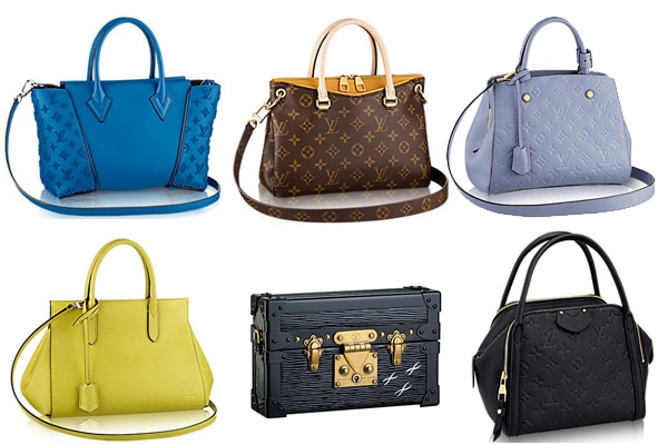 louis vuitton bags new collection 2014