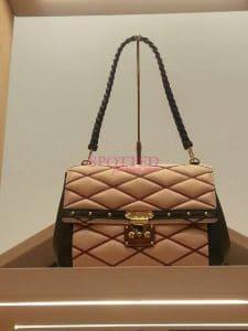 Louis Vuitton Lock Flap Malletage Bag - Fall 2014