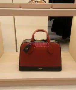 Louis Vuitton Red Neo Marceau Dora Bag - Fall 2014