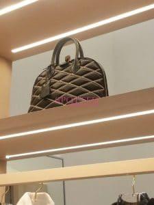 Louis Vuitton Alma Malletage Bag - Fall 2014