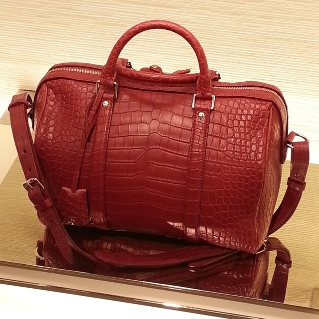 787b88f8dde The Louis Vuitton Alligator Sofia Coppola Bag in More Colors ...