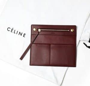 Celine Boxy Internal Pochette