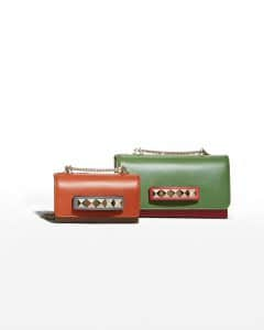 Valentino Colorblock Vava Voom Clutch - Fall 2014