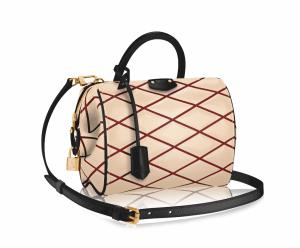 Louis Vuitton Doc BB Malletage Speedy Bag - Fall 2014