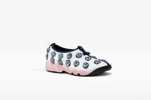 Dior Fusion Sneaker with Pink Sole