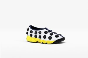 Dior Fusion Sneaker with Yellow Sole