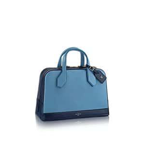 Louis Vuitton Dora MM tote Bag in Sky blue