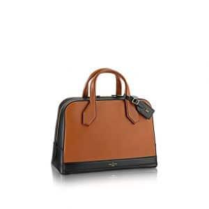 Louis Vuitton Camel Dora Tote Bag - Fall 2014