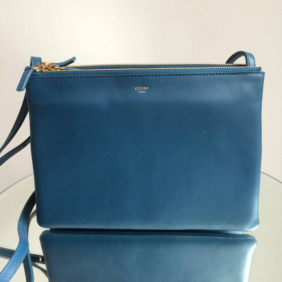 Celine Trio Messenger Bags from the Fall / Winter 2014 Collection ...