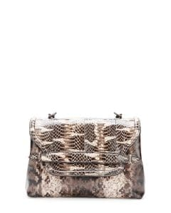 Bottega Veneta Mist Mangrovia Flap Shoulder Bag - Fall 2014