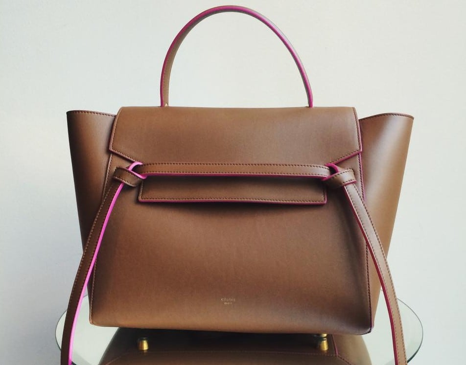 Celine Belt Tote Bag to be released in Mini Size for Cruise 2015 ...