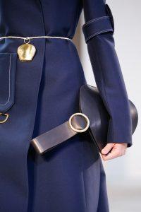Celine Black Bell Shape Clutch Bag 2 - Spring 2015