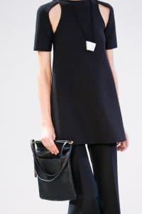 Celine Black Shoulder Bag - Spring 2015