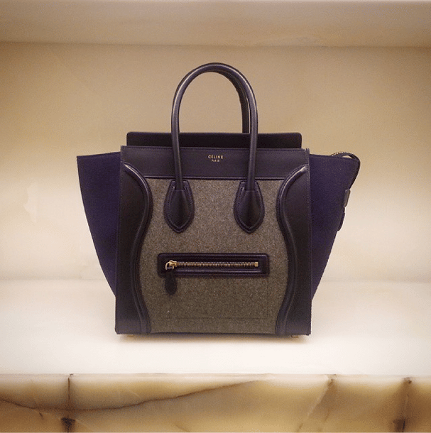 f900d12abd72 Celine Trio Messenger Bags from the Fall   Winter 2014 Collection ...
