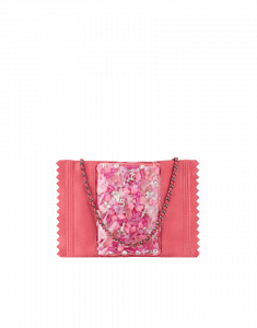 Chanel Coral Candy Bag - Fall 2014 Act 2