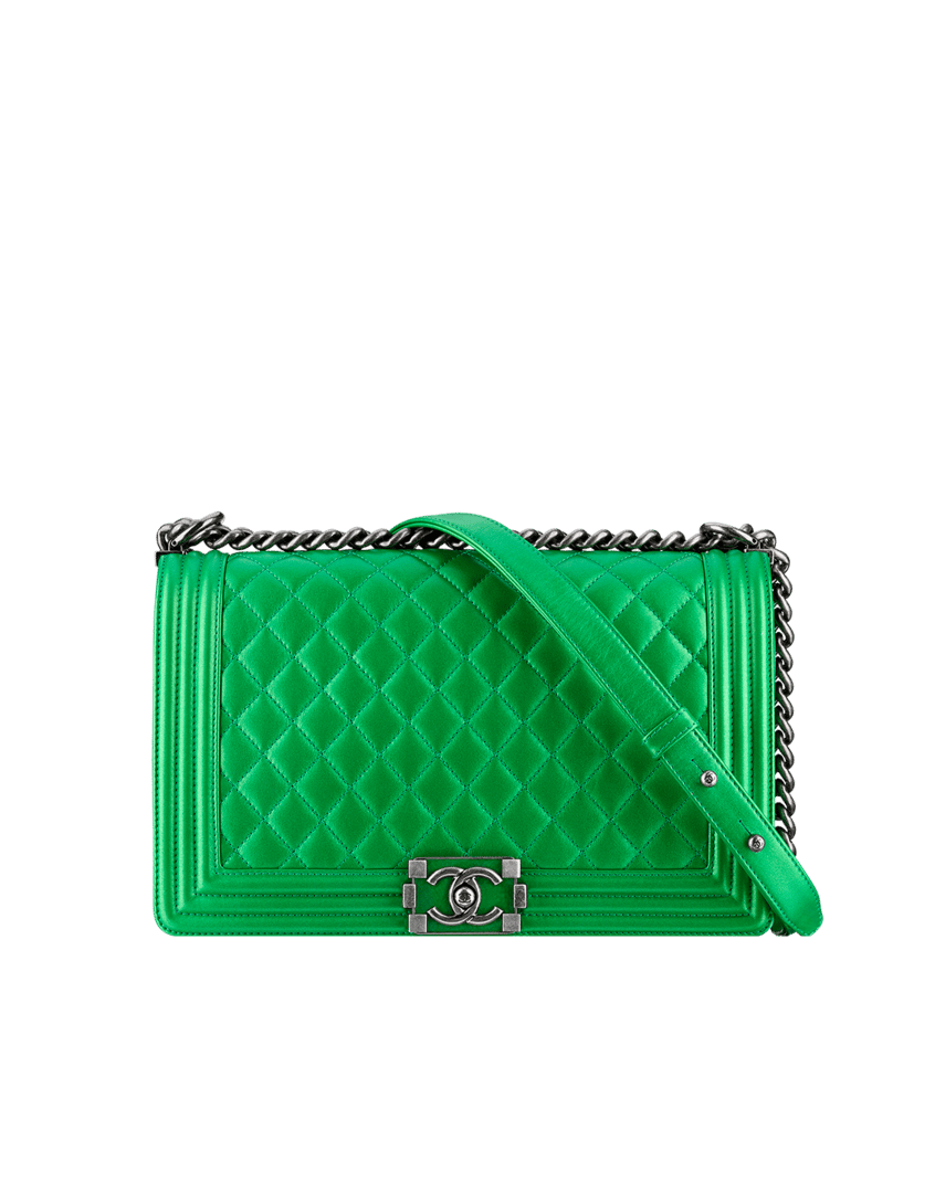 chanel boy bags from fall winter 2014 collection act 2