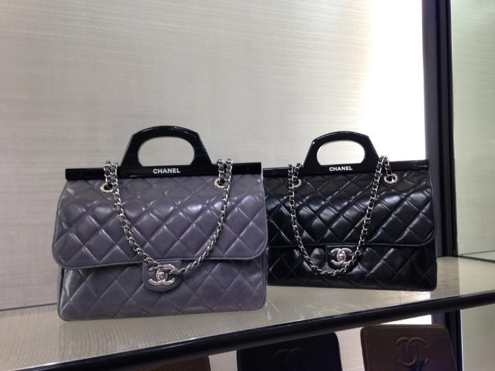 4fa5bfc353a3 Chanel CC Delivery Quilted Tote Bag Reference Guide | Spotted Fashion
