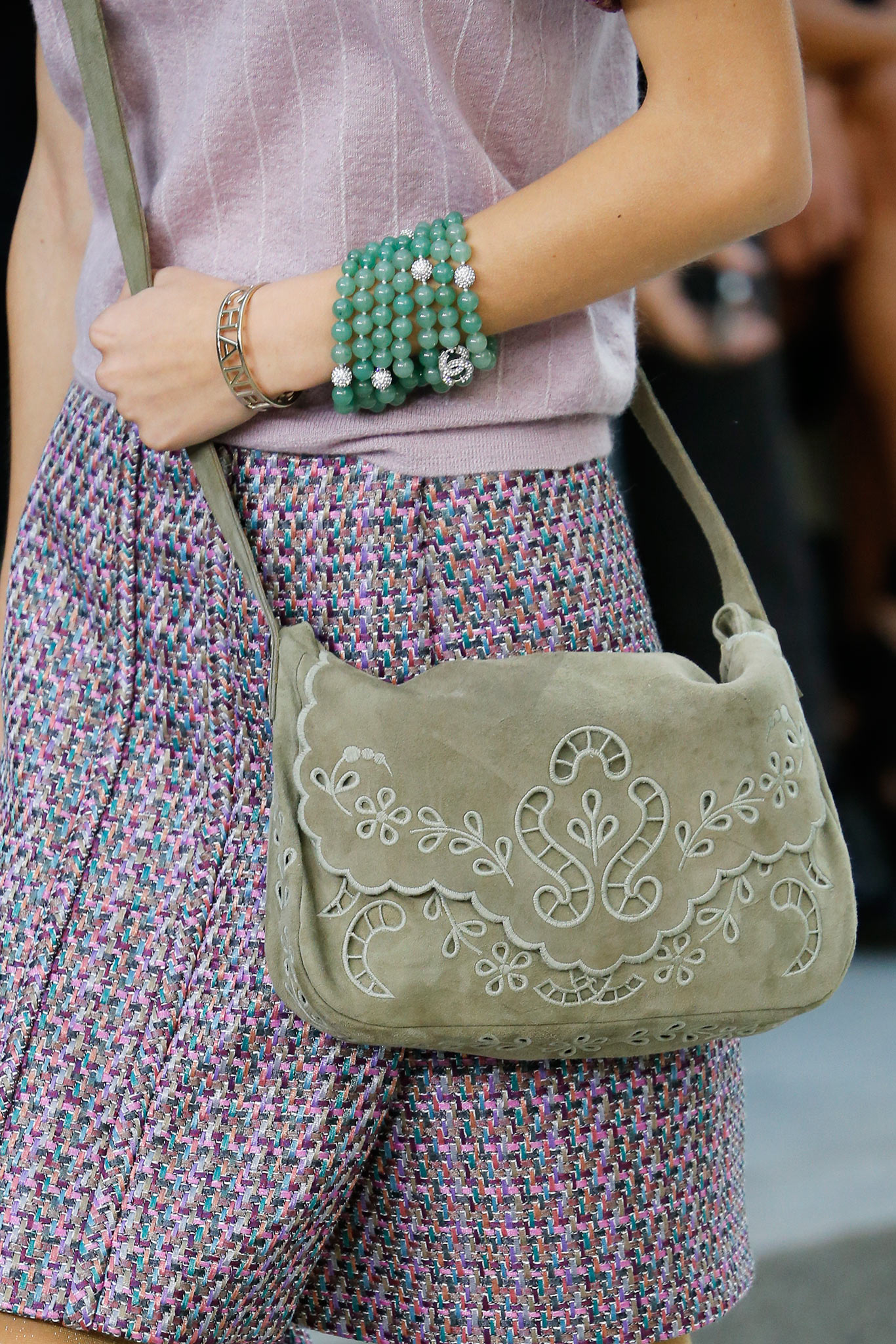 39f580888edf Chanel Spring / Summer 2015 Runway Bag Collection | Spotted Fashion