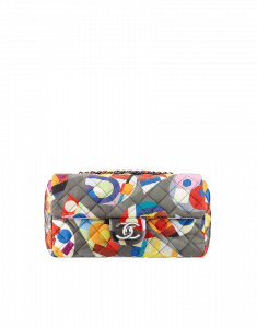 Chanel Multicolor Coco Color Medium Flap Bag - Fall 2014 Act 2