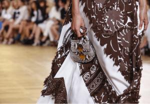 Chloe Python Drew Mini Bag - Spring 2015
