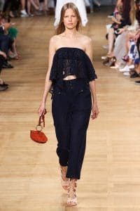 Chloe Terracota Drew Mini Bag - Spring 2015