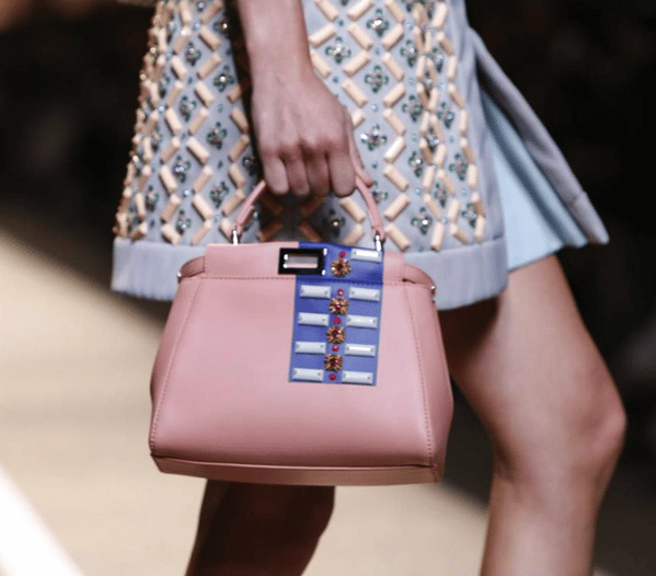 Fendi Spring Summer 2015 Bags Mini Bag Spring 2015