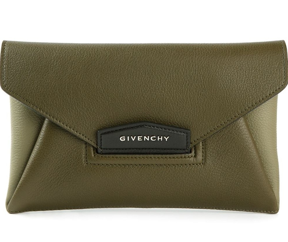 The Many Styles of Givenchy Antigona Clutches