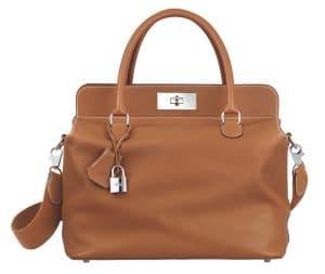 Hermes Gold Toolbox 33cm Bag