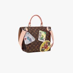Louis Vuitton Camera Messenger Bag by Cindy Sherman 2