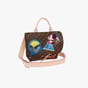 Louis Vuitton Camera Messenger Bag by Cindy Sherman