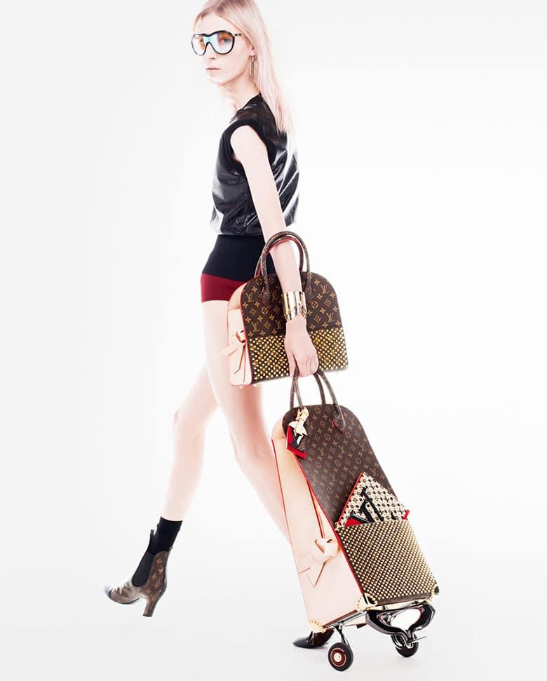 8c2f134493b9 Louis Vuitton Monogram Iconoclasts 2014 Ad Campaign