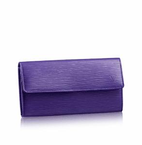 Louis Vuitton Epi Sarah Wallet (Old)